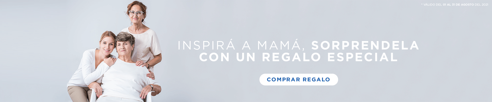 INSPIRÁ A MAMÁ